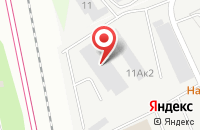 Схема проезда до компании Advertassist в Подольске