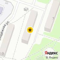 Световой день по адресу Россия, Московская область, городской округ Подольск, Подольск, Молодёжная улица, 5