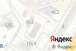 Схема проезда до компании Интайм в Москве