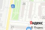 Схема проезда до компании Funlock в Москве