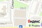 Схема проезда до компании Каскад в Москве