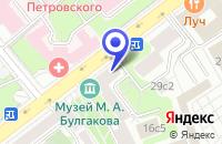 Схема проезда до компании МАГАЗИН КОСМЕТИКИ МАРТИНЕС ИМИДЖ в Москве