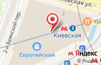 Схема проезда до компании Премиум-Медиа в Москве