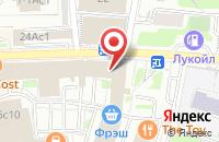 Схема проезда до компании Издательский Дом Росмэн в Москве