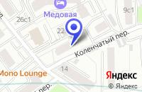Схема проезда до компании КОНСАЛТИНГОВАЯ КОМПАНИЯ РАДУГА в Москве