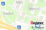Схема проезда до компании РЭП-10 в Москве