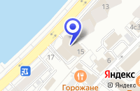Схема проезда до компании АЛЕНИА СПАЦИО СПА в Москве