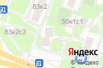 Схема проезда до компании Локал-Авто в Москве