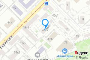 Снять комнату в трехкомнатной квартире в Москве Вавилова, дом 47, корп.2