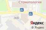 Схема проезда до компании Магазин цветов на Железнодорожной в Москве