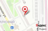 Схема проезда до компании Эйфель в Подольске