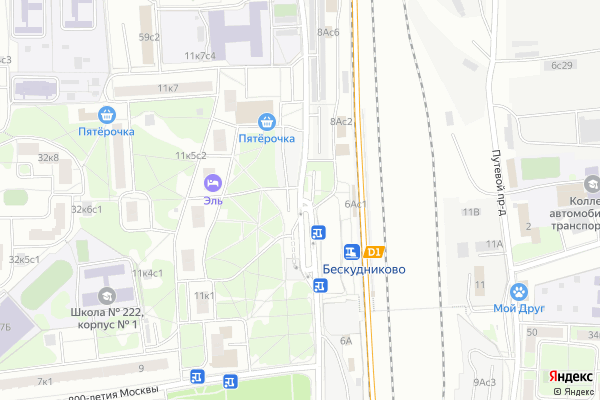 Ремонт телевизоров Керамический проезд на яндекс карте
