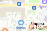 Схема проезда до компании Руформ в Москве
