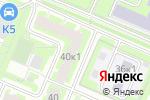 Схема проезда до компании Главное Управление Пенсионного фонда РФ №4 г. Москвы и Московской области в Москве