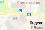 Схема проезда до компании Алирина в Москве