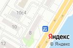 Схема проезда до компании Гарнец в Москве
