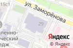 Схема проезда до компании Московская экономическая школа в Москве