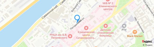 Погодинская улица
