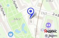 Схема проезда до компании ПТФ МАКССТОР в Москве
