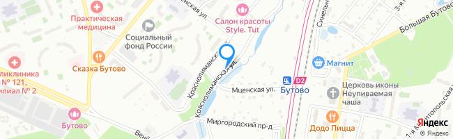 Краснолиманская улица