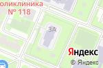 Схема проезда до компании Детский сад №1825 в Москве