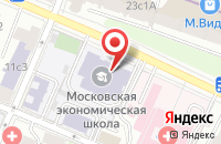 Схема проезда до компании Камертон в Москве