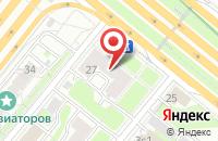 Схема проезда до компании Проектгарантстрой в Москве