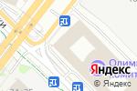 Схема проезда до компании Федерация триатлона России в Москве