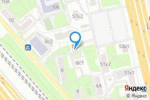 Сдается комната в однокомнатной квартире в Москве ул. Линии Октябрьской Железной Дороги, 6А