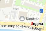 Схема проезда до компании Muz.ru в Москве