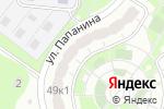 Схема проезда до компании ЧудоМаг в Москве