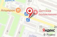 Схема проезда до компании Киоск по продаже фруктов и овощей в Подольске