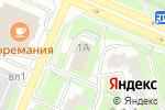Схема проезда до компании Косбилдинг в Москве
