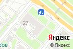 Схема проезда до компании Jelly Store в Москве