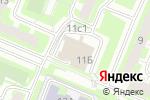 Схема проезда до компании AvtoAktiv в Москве