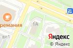 Схема проезда до компании Кружка в Москве