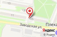 Схема проезда до компании Магазин автозапчастей в Плеханово