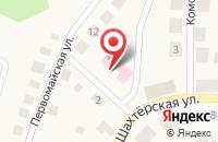 Схема проезда до компании Амбулатория в Огарёвке