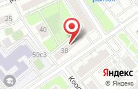 Схема проезда до компании Вента-Стар в Москве