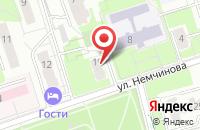 Схема проезда до компании Мир Нв+ в Москве