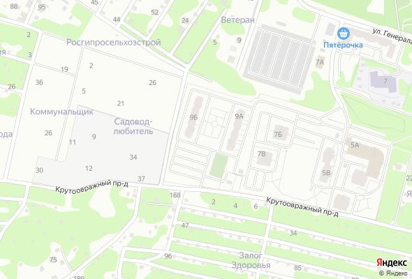 жилой комплекс Кристалл