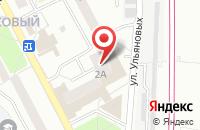 Схема проезда до компании Solei в Подольске