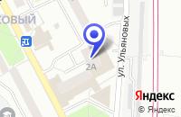 Схема проезда до компании РЕКЛАМНОЕ АГЕНТСТВО АФИША в Подольске