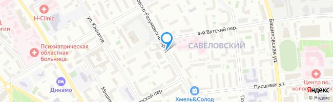 Петровско-Разумовский проезд