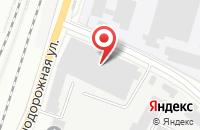 Схема проезда до компании Имидж-Пресс в Подольске