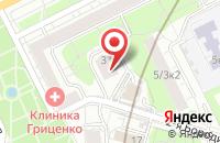 Схема проезда до компании Туристический Клуб  в Москве