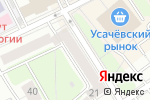 Схема проезда до компании Юридическое агентство в Москве