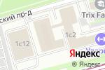 Схема проезда до компании Стальпроект в Москве