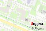 Схема проезда до компании Иоанн в Москве