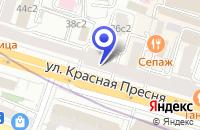 Схема проезда до компании ТФ КОМФОРТ КОМПЛЕКС в Москве